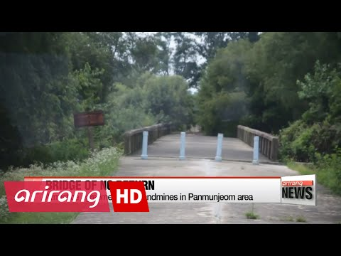 N. Korea believed to have planted more landmines in Panmunjeom