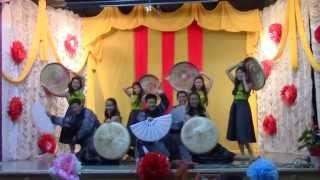 Tet 2015 - Em Di Xem Hoi Trang Ram ft. Ly Cay Da