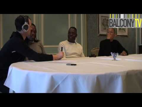 EARTH WIND AND FIRE - INTERVIEW with BALCONYTV (BalconyTV)