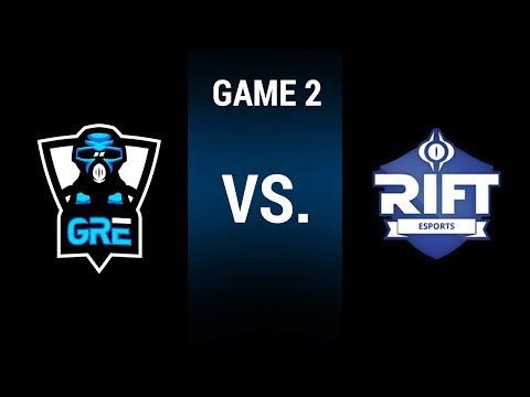 LGC Season 3 Week 7 | Greek Regenesis Esports vs. Rift Esports (Game 2)