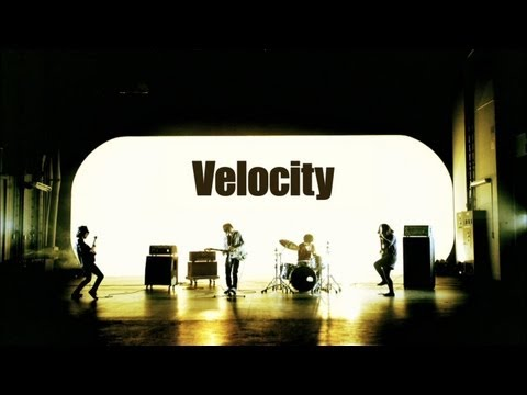 WHITE ASH / Velocity【Music Video】