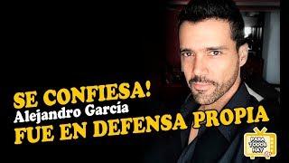 ALEJANDRO GARCÍA DICE: FUE EN DEFENSA PROPIA!  EILEEN MORENO DROG@DA