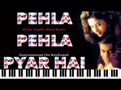 pehla pehla pyar hai-(HAHK)-Instrumental-(Valentine's day special)