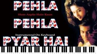 pehla pehla pyar hai-(HAHK)-Instrumental-(Valentine