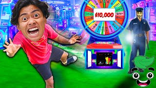 10 Things Not To Do at an ARCADE..