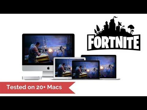 Can you run Fortnite on Mac? We test it on 20+ Macs