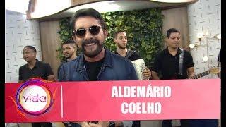 Cantor Aldemário Coelho mostra todo seu talento no forró! - 08/11/19