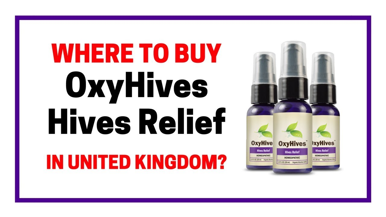 Oxyhives Uk Youtube