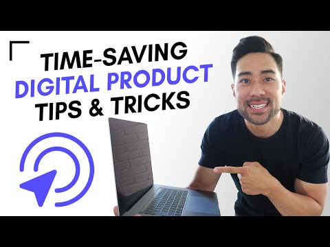 How To Create a Digital Product To Sell // 3 Easy Digital Product Creation Tips