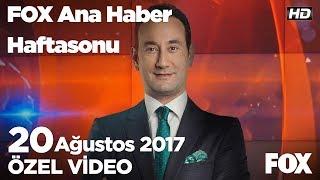 Kılıçdaroğlu'ndan  Yozgat'ta kahvehane sohbeti... 20 Ağustos 2017 FOX Ana Haber Hafta Sonu