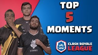 CRL: TOP 5 Moments (Week 2)!