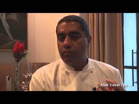 Michael Mina Interview @ World Gourmet Festival 2012 in Thailand - HD