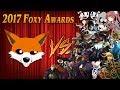 Fox vs 2017 Games | 2017 Foxy Awards