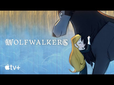 Wolfwalkers — Official Trailer l Apple TV+