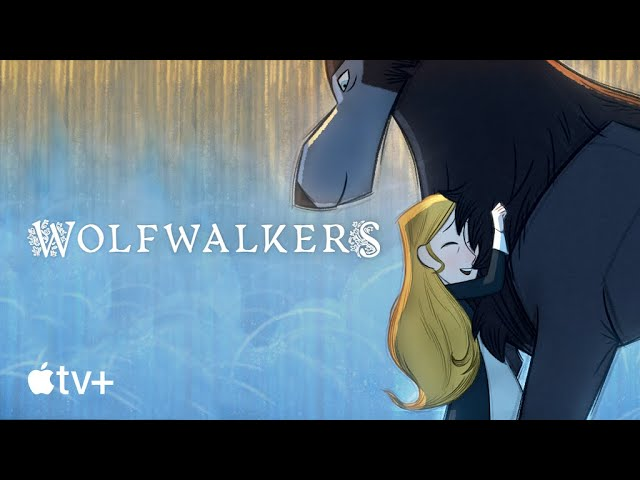 Wolfwalkers - Official Trailer l Apple TV+
