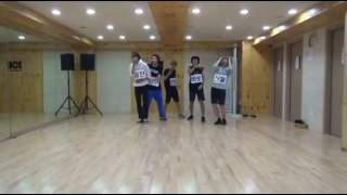 B1A4 A Glass Of Water Dance Practice MP3
