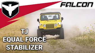 Falcon Shocks: Nexus EF Stabilizer for TJ