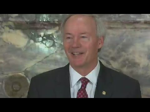 Arkansas Gov.: Bill needs changes before I sign it