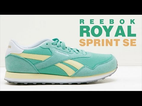 af95d08126b48 Reebok Royal Sprint Se Green - UNBOXING REEBOK ROYAL SE - Women Green -  Mint Green