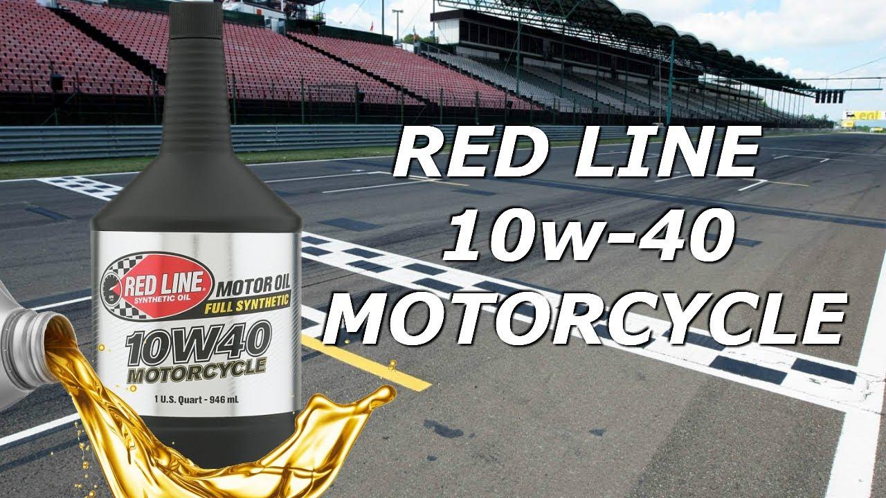 🏍💪De lo [MAS TOP]💪🏍Aceite Moto Red Line Motorcycle 10w40