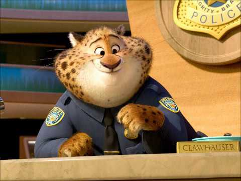 Nate Torrence talks Zootopia voicing Clawhauser
