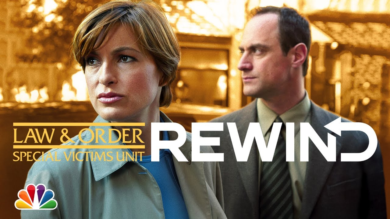 Benson and Stabler Hunt for the Nexus - Law & Order: SVU