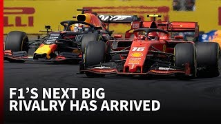 'Verstappen vs Leclerc can be the F1 rivalry Hamilton vs Vettel failed to become'