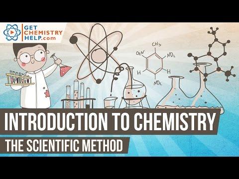 Chemistry Lesson: The Scientific Method