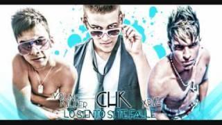 CHK Ft. Young Killer & XRIZ - Lo Siento Si Te Falle (Audio)