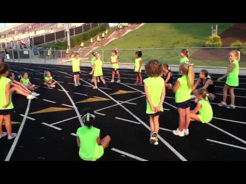 cheer fun Little Sally Walker