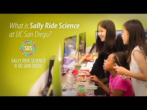 What is Sally Ride Science at UC San Diego?