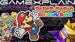 Game-Breaking Glitch Discovered in Paper Mario: The Origami King; Here's How to Avoid It!