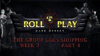 RollPlay Dark Heresy: Week 3, Part 4 - Warhammer 40K Campaign