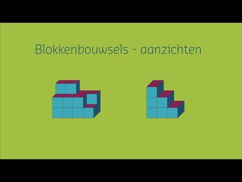 Blokkenbouwsels - aanzichten