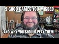 9 good games you missed in 2017 and why you should play them!