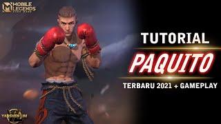 Download lagu Tutorial cara pakai PAQUITO 2021 Mobile Legend Indonesia