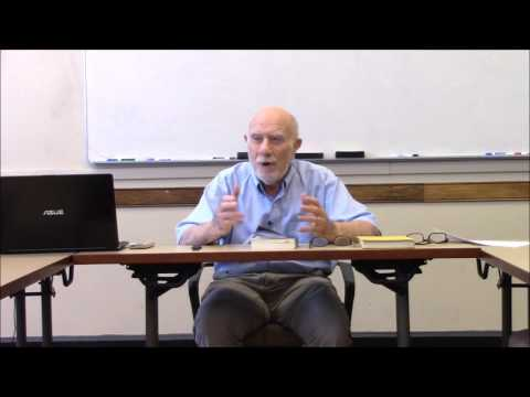 Kant, Critique of Pure Reason, Robert Paul Wolff Lecture 1