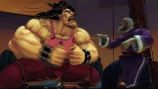 Ultra Street Fighter IV - Official Trailer