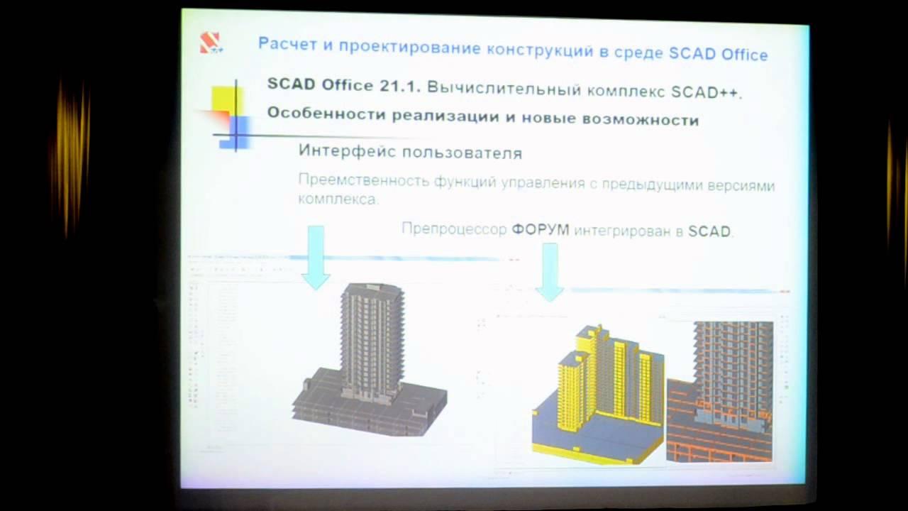Инструкция по применению scad office
