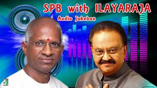 Spb with ilayaraja super hit popular audio jukebox
