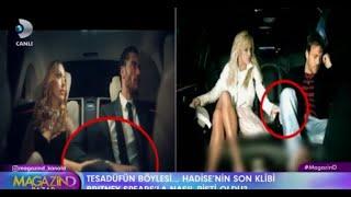 Hadise, Son Klibi Sıfır Tolerans Britney Spears tan Alıntı Çıktı !