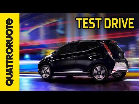 Toyota Aygo 2.0 2014 Test Drive