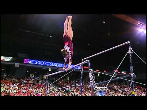 Bridget Sloan - Uneven Bars - 2010 CoverGirl Classic