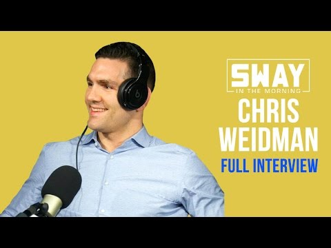 UFCs Chris Weidman Details How He Beat the Legend Anderson Silva