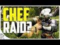 RAIDING A CHEF?! - First Rocket Raid! - Ark Aberration Expansion Pack PVP #25