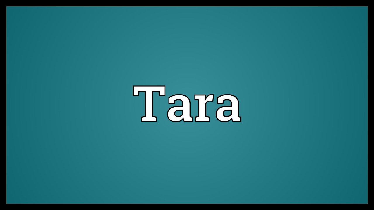tara name meaning urban dictionary