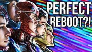 Is POWER RANGERS a PERFECT REBOOT? - What Makes A Good Reboot?