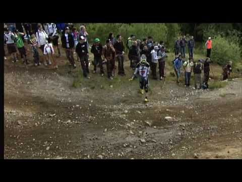 26min Highlight Show @ UCI MTB WORLD CUP 2011 - Fort William 4X/ DHI - Round 4