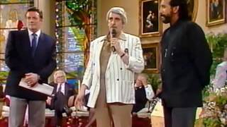 1990 - TBN Telethon with Guest Pastor Phil Aguilar