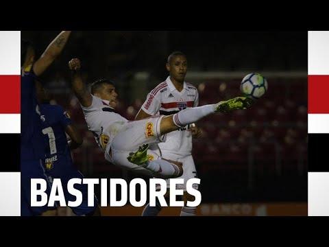 BASTIDORES: SÃO PAULO 1x0 CRUZEIRO | SPFCTV